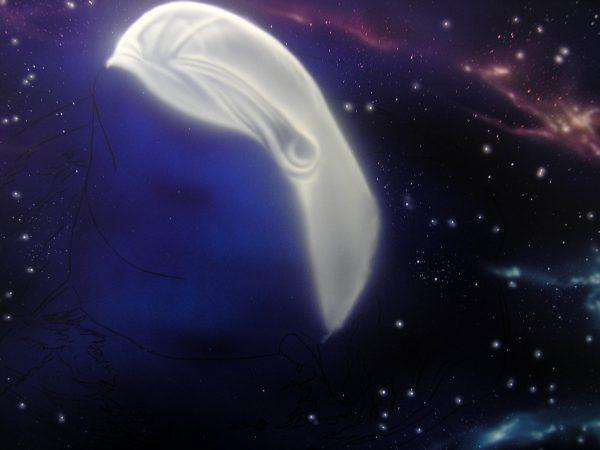 イルカの描き方