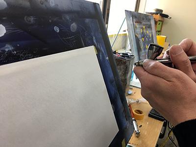 太線を描く時