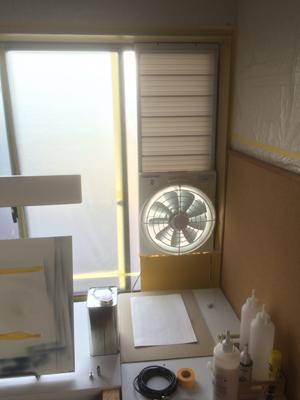 窓用換気扇
